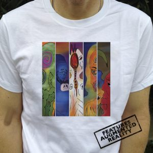 tee-shirt-permission-to-enter-showimage-augmented-reality-art