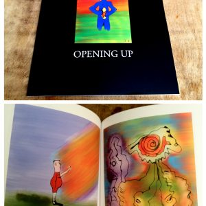 """Opening Up"" Show Catalog-pic"